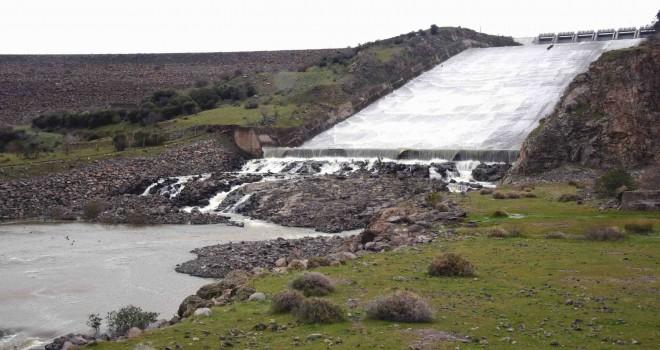 Güzelhisar Barajı'nda doluluk arttı