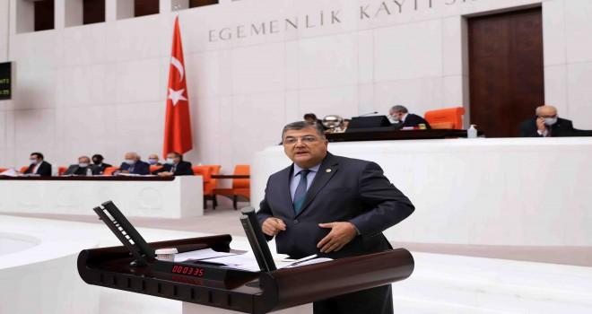 CHP'li Sındır: Türk ekonomisinin dinamosu can çekişiyor
