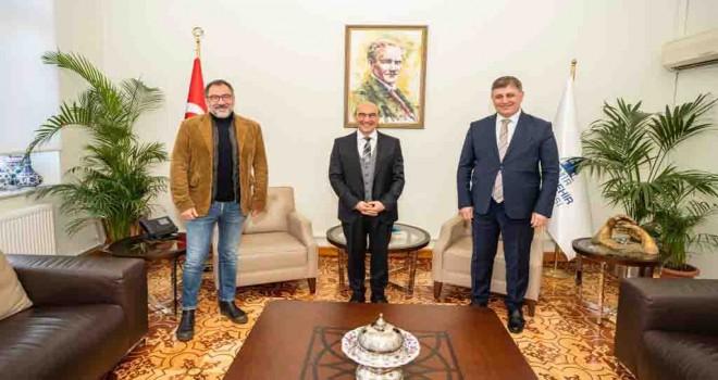 Karşıyaka Spor Kulübü'nden Başkan Soyer'e teşekkür