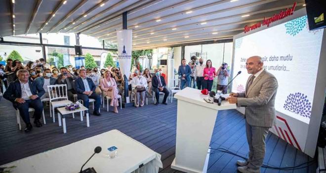 Başkan Soyer: Kadınlar dizini kırıp evinde oturmayacak