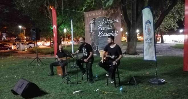 Efes Selçuk'ta bayram neşesi konserleriyle yaşandı