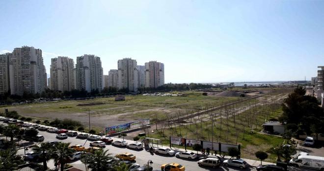 Karşıyaka'ya spor parkı müjdesi