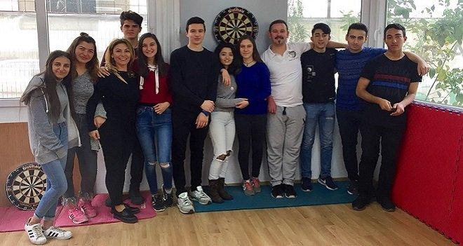 Dart'ta hedef: Önce İzmir, sonra Türkiye Şampiyonluğu...