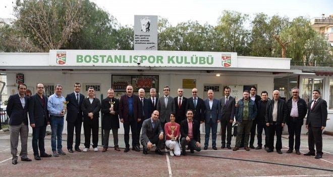Dart'ta SGK Karşıyaka Şampiyon