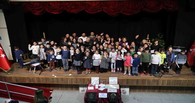 Vecdi Altay Çocuk Kulübü'nde coşkulu final