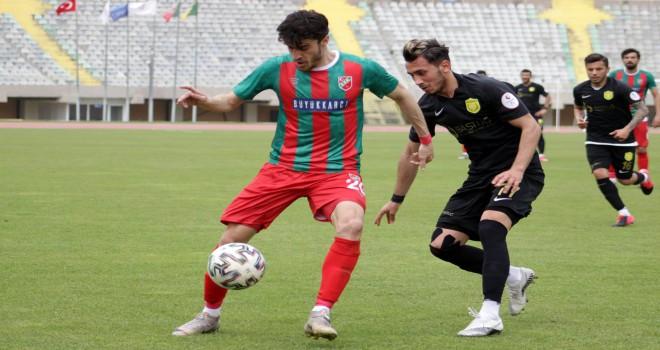 Karşıyaka, Osmaniyespor'u yense de Play-Off'a kalamadı