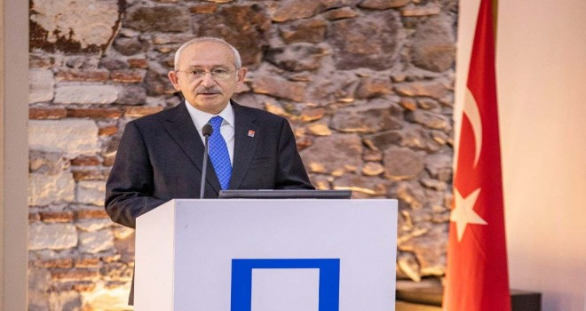 Kılıçdaroğlu: İzmir'in talanına hep birlikte karşı çıkmalıyız