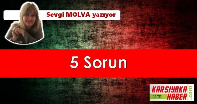 5 Sorun