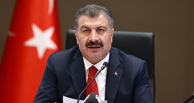 Bakan açıkladı: İzmir'de vaka sayısında düşüş fazla