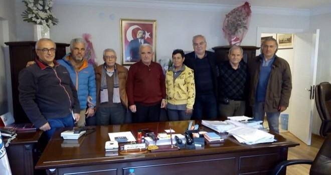 Karşıyaka Amatör Futbol Kulüpleri Derneği'nde ilk genel kurul...