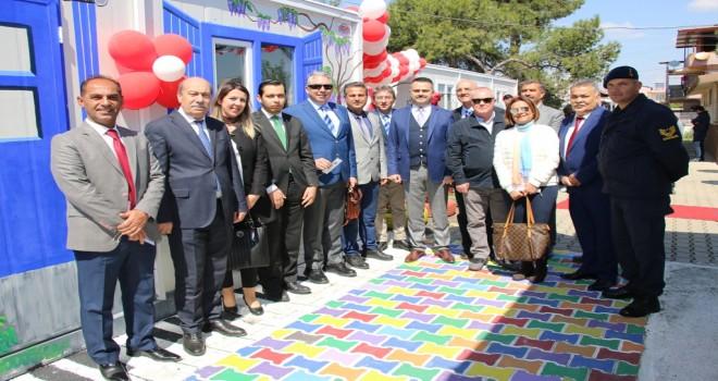 Rotary'den Yeniköy'ü kalkındıran hamle