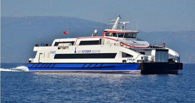 Deniz yolcu sayısında Bostanlı'da %21 artış oldu...