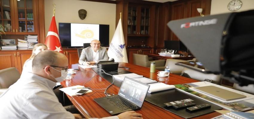 İzmir ilk ''Cittaslow Metropol'' olmaya aday