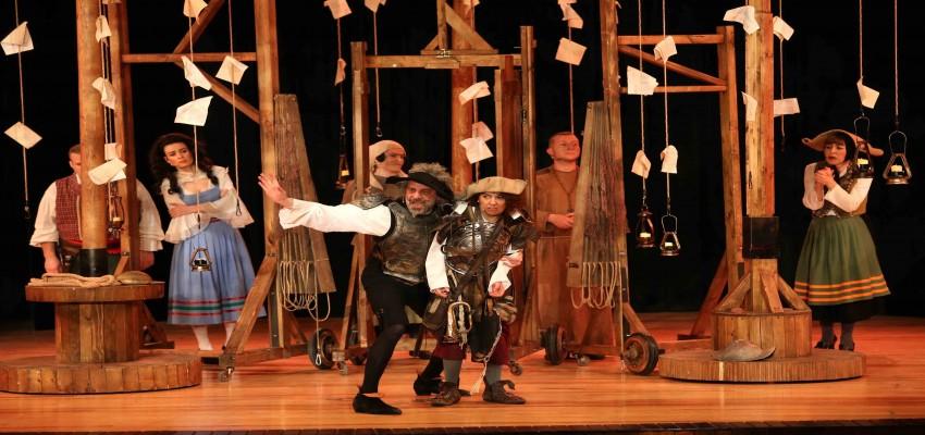 3. Karşıyaka Tiyatro Günleri başladı