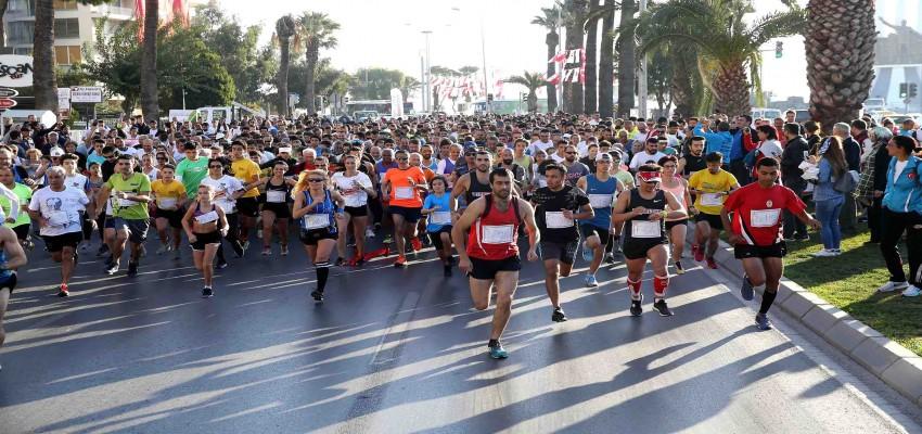 Ata'dan Ana'ya Saygı Koşusu 27.kez gerçekleşecek