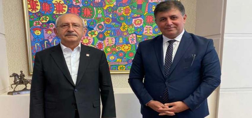 CHP Lideri Kılıçdaroğlu'ndan Başkan Tugay'a mücadele edin talimatı