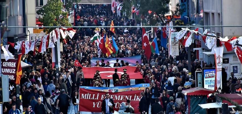 27. Uluslararası 23 Nisan Karşıyaka Çocuk Festivali başladı...