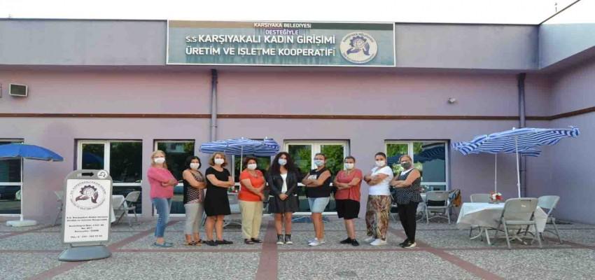 Karşıyakalı kadınlardan yeni adım