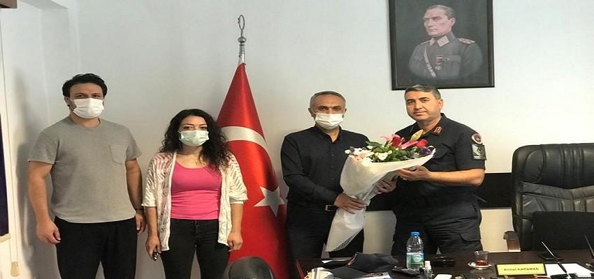 Karşıyaka Gençlik Spor Müdürü'nden 182. Yıl Kutlaması