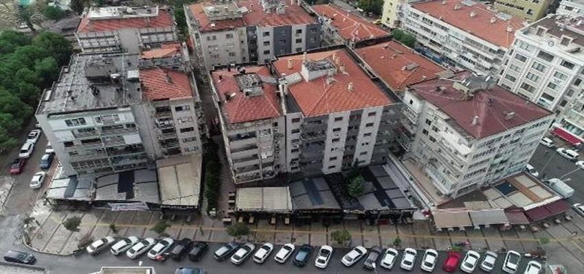 Karşıyaka'da Mayıs ayında 290 konut satıldı
