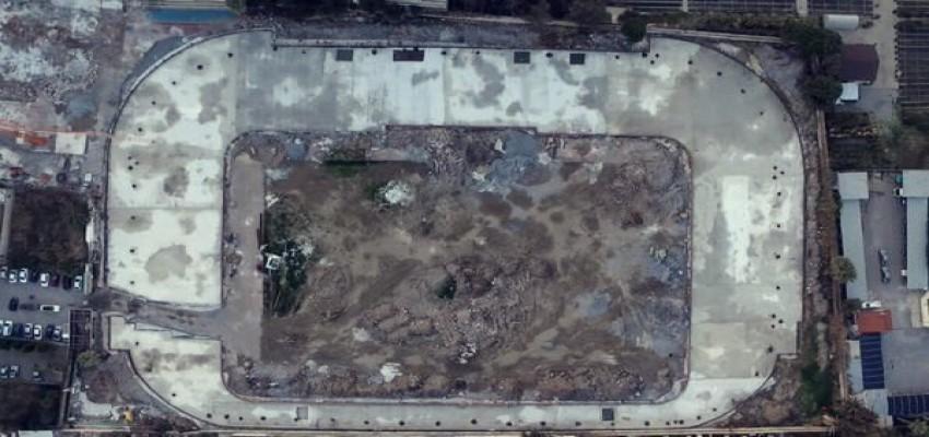 Karşıyaka Stadı'nın ihalesi 2020 yılı içinde yapılması öngörülüyor