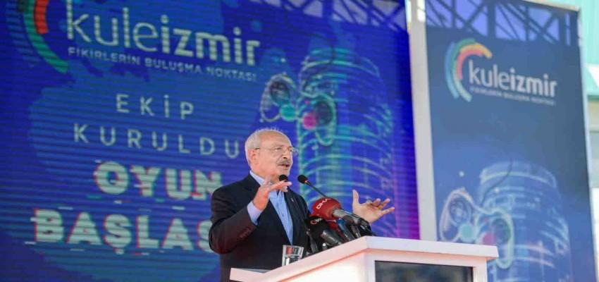Kılıçdaroğlu: Türkiye'yi değiştiren siz gençler olacaksınız