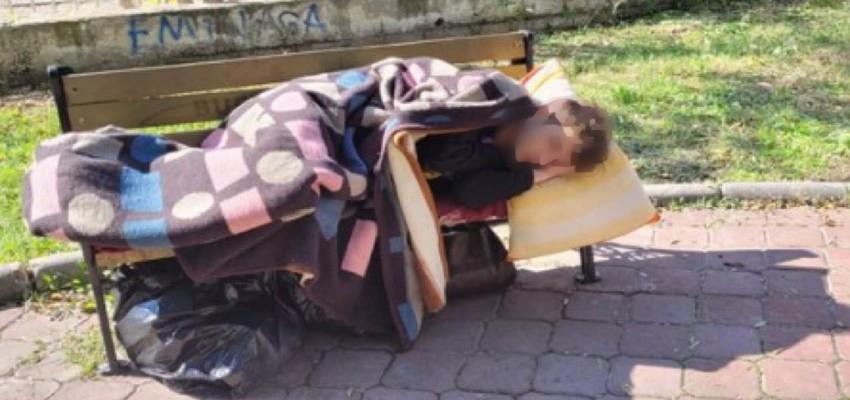 Evsiz genç  Karşıyaka Güçsüzler Yurdu'na yerleştirildi