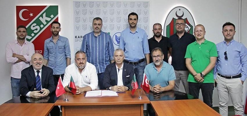 Reşat Yazıcıoğulları resmen Karşıyaka'da!
