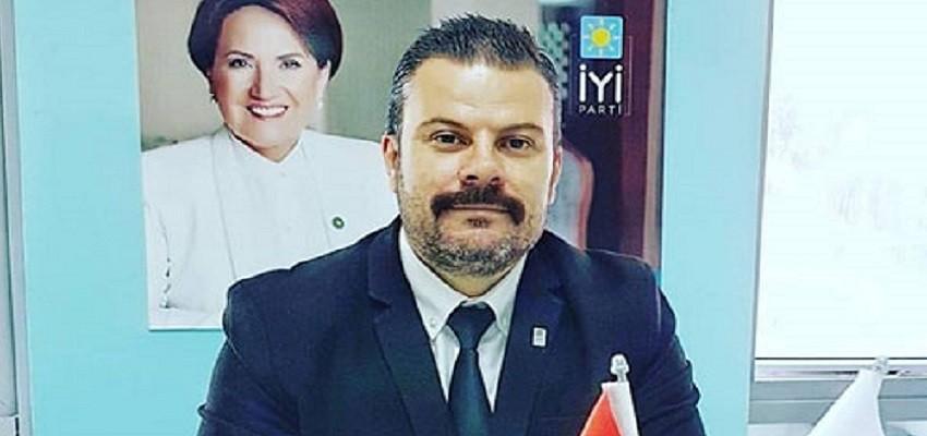 İYİ Parti Karşıyaka'da şok iddia ve istifa!..