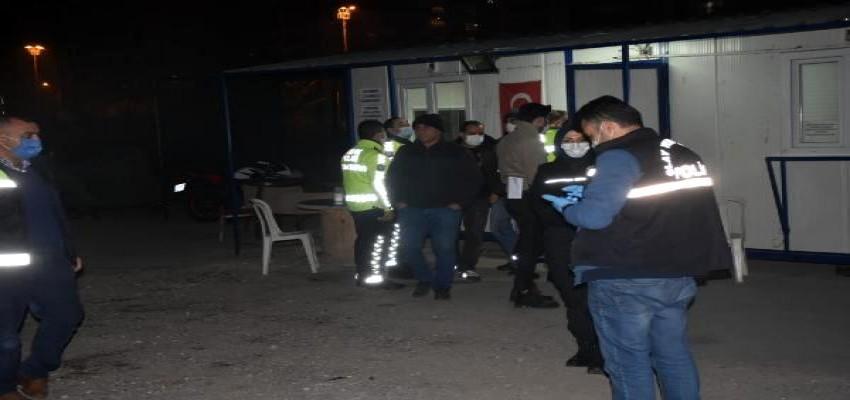 Karşıyaka'daki otoparka silahlı saldırı