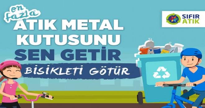 Karşıyaka Belediyesi'nden çevre için yeni kampanya