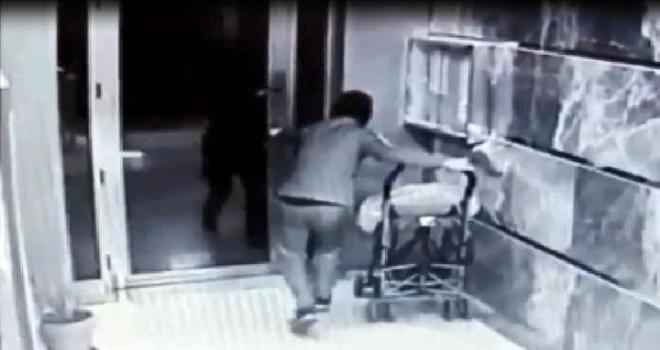 Karşıyaka'da yine hırsızlık...