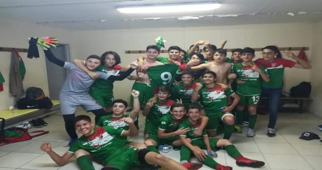 ASKF U14 Elit Ligi'nde Karşıyaka İzmir şampiyonu