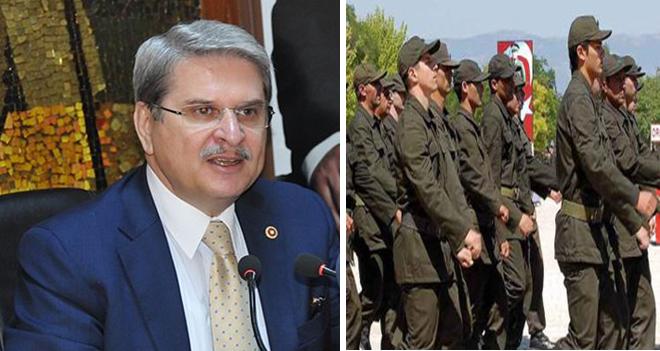 Dr. Aytun Çıray'da bedelli askerlik çıkışı