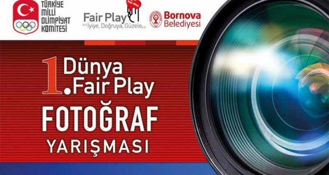 Dünya Fair Play Fotoğraf Yarışması'na başvuru süresi devam ediyor