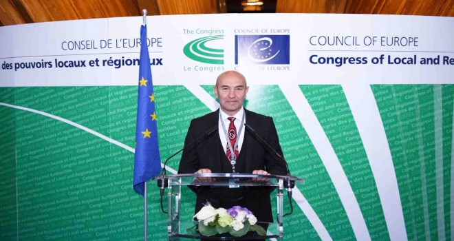 Başkan Soyer, Avrupa Konseyi Yerel ve Bölgesel Yönetimler Kongresi'ne katılacak
