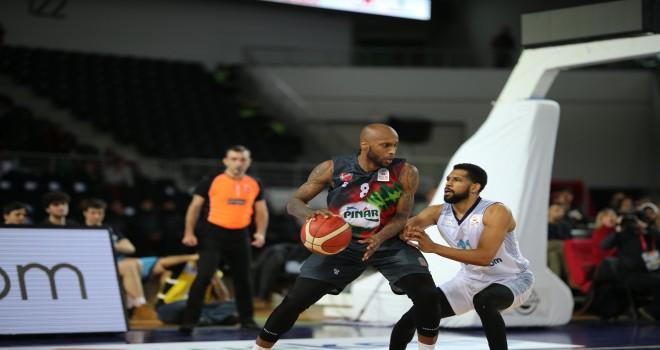 Pınar Karşıyaka Türkiye Kupası'nda Türk Telekom'a elendi