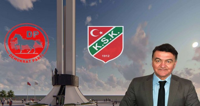 DP Karşıyaka Adayı Mevlüt Gür...