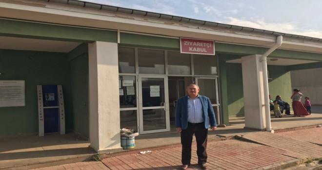 CHP'li Sertel Adalet Bakanına sordu:  Cezaevlerinde Deprem Acil Eylem Planı var mı?
