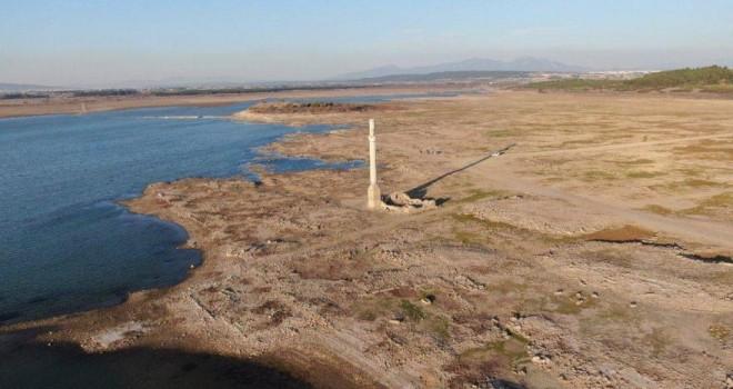İzmir'de 5 aylık su kaldı...