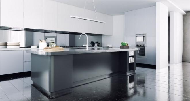 Farklı Tasarımla Sahip Şık Mutfak Modelleri