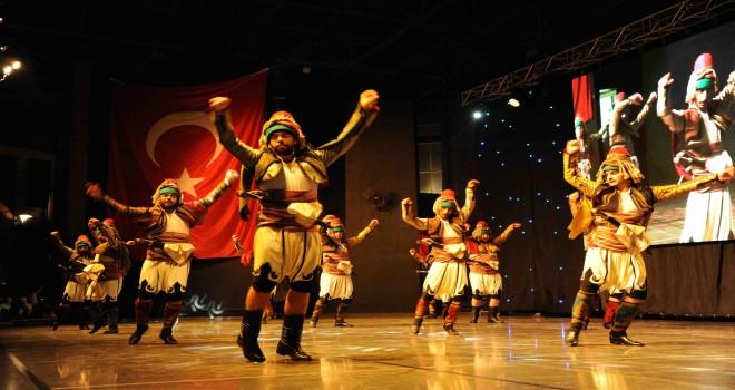 Balçova Halk Dansları'na uluslararası ödül