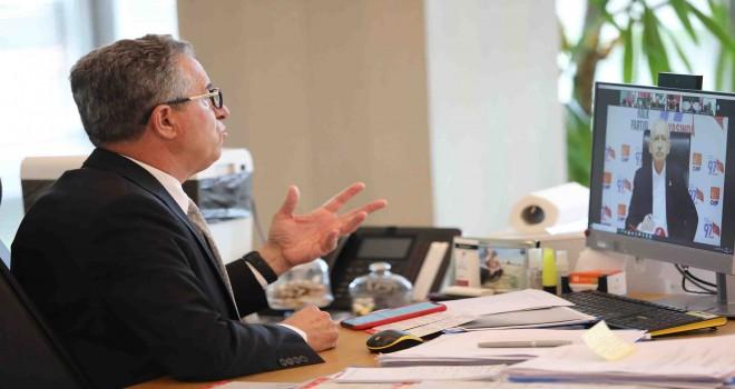 Başkan Arda, Kılıçdaroğlu'na ilçenin sorunlarını anlattı
