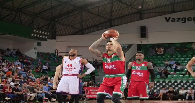 Pınar Karşıyaka, Anadolu Efes maçıyla sezonu tamamlıyor