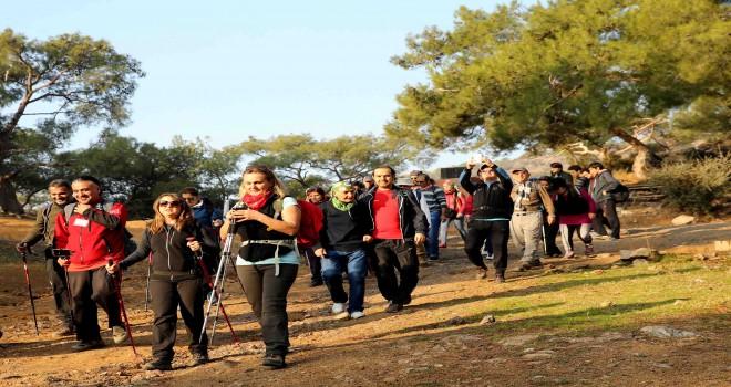 Karşıyaka Belediyesi doğa yürüyüşü düzenliyor