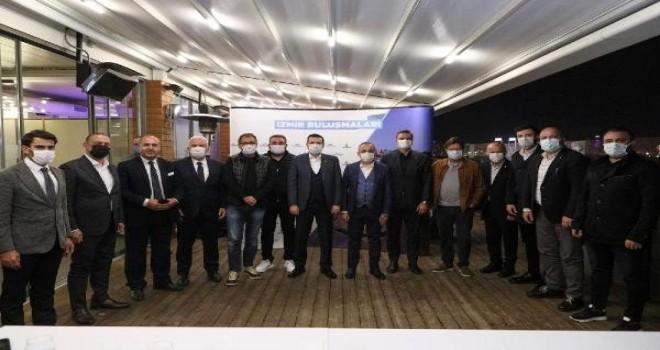 AK Parti İzmir İl Başkanlığı'ndan spor zirvesi
