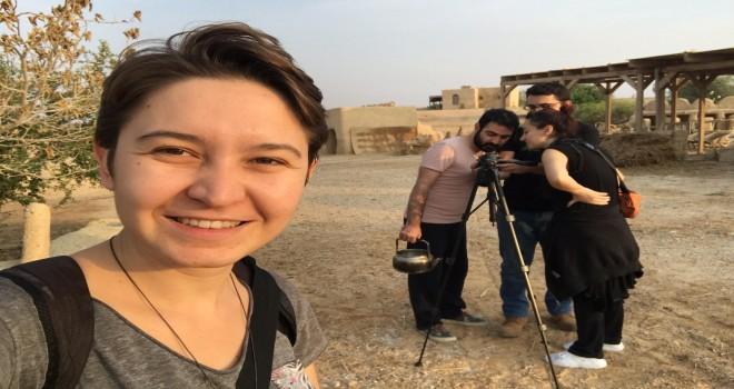 Ege Üniversitesi öğrencilerinin çölde çektiği film başarı kazandı