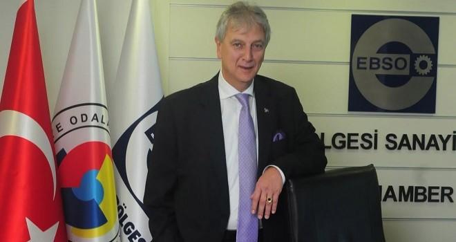 EBSO Başkanı Yorgancıoğlu: Büyüme rakamları umut verici