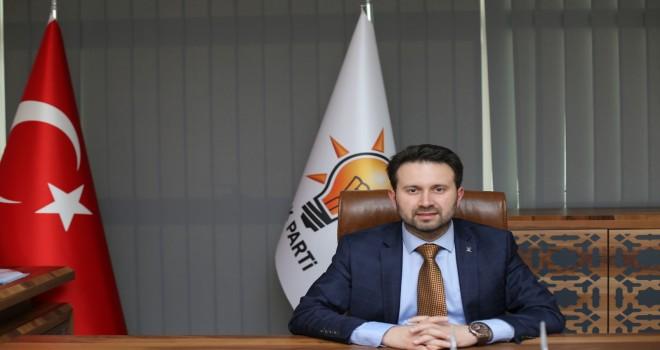 Ak Parti'li Çiftçioğlu'ndan Başkan Tugay'a stat konusunda sert yanıt