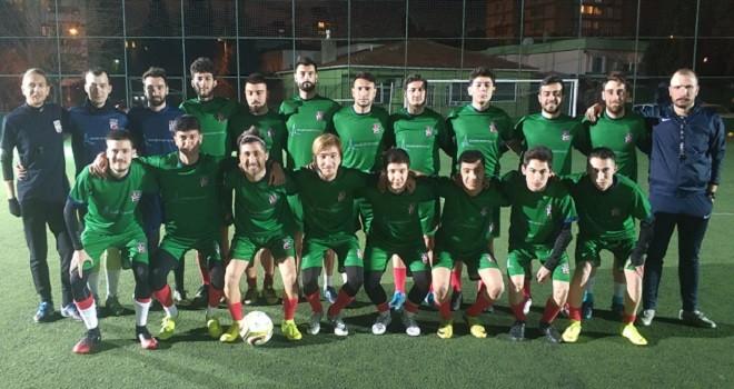 Bostanlıspor futbolda 1. Amatör Lig'de...